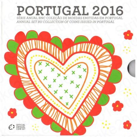 Portogallo - Divisionale Ufficiale 2016 FDC