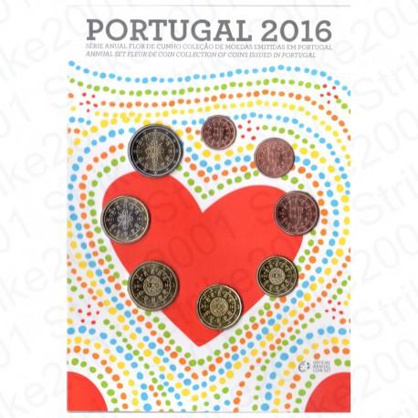 Portogallo - Divisionale economica 2016 FDC