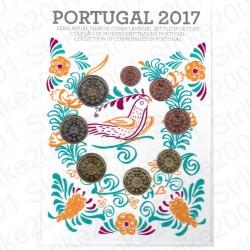 Portogallo - Divisionale economica 2017 FDC