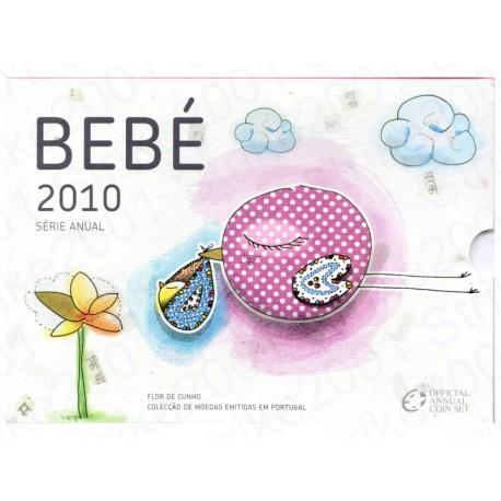 Portogallo - Serie Baby 2010 FDC