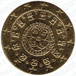 Portogallo 2002 - 10 Cent. FDC
