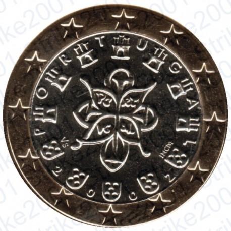 Portogallo 2002 - 1€ FDC