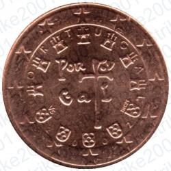 Portogallo 2002 - 2 Cent. FDC