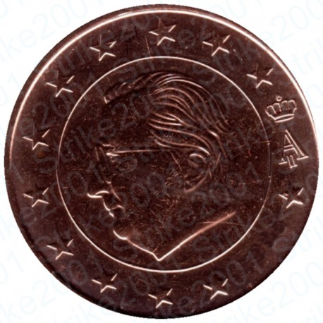 Belgio 2000 - 5 Cent. FDC