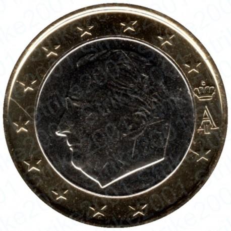 Belgio 2001 - 1€ FDC