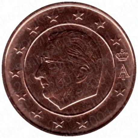 Belgio 2001 - 2 Cent. FDC