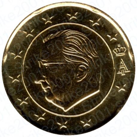Belgio 2001 - 20 Cent. FDC
