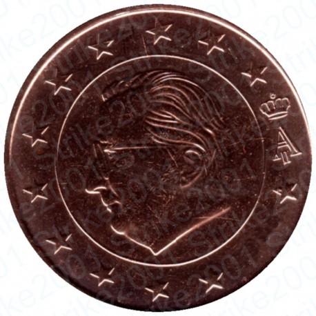 Belgio 2001 - 5 Cent. FDC