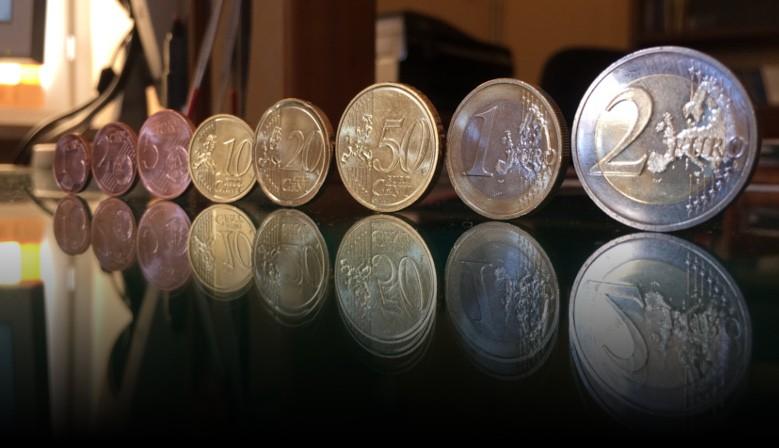 Monete Euro - Blister